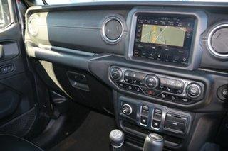 2020 Jeep Wrangler JL MY19 Overland (4x4) Grey Automatic Hardtop