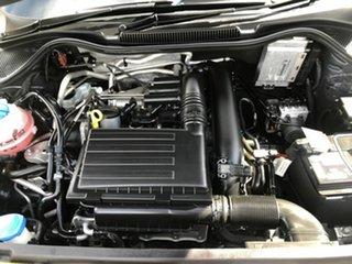 2016 Volkswagen Polo 6R MY17 81TSI DSG Comfortline Grey 7 Speed Sports Automatic Dual Clutch