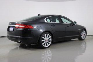 2014 Jaguar XF MY14 2.2D Luxury Stratus Grey 8 Speed Automatic Sedan