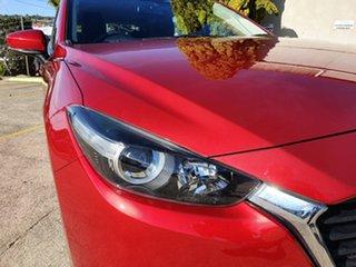 2016 Mazda 3 BN5478 Neo SKYACTIV-Drive Red 6 Speed Sports Automatic Hatchback.