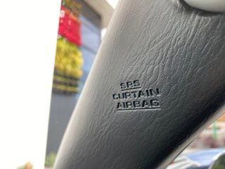 2003 Toyota Landcruiser Prado GRJ120R Grande Black 4 Speed Automatic Wagon