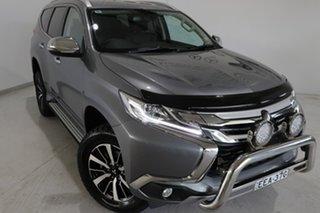 2017 Mitsubishi Pajero Sport QE MY17 GLS Grey 8 Speed Sports Automatic Wagon.