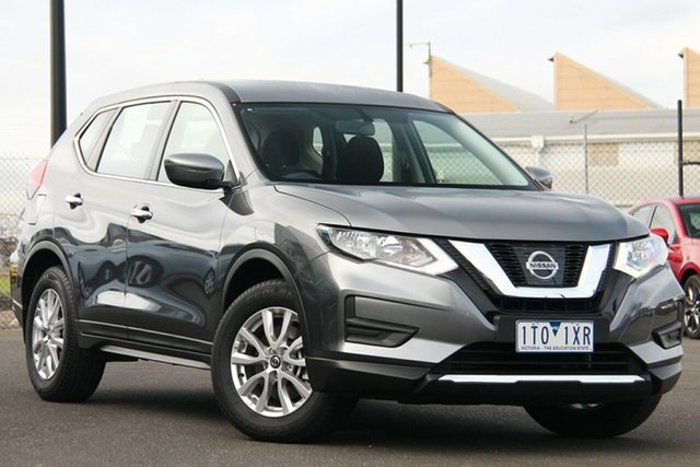 Used Nissan X-Trail T32 Series III MY20 ST X-tronic 2WD Essendon Fields, 2020 Nissan X-Trail T32 Series III MY20 ST X-tronic 2WD Grey 7 Speed Constant Variable Wagon