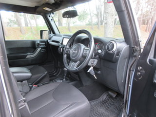 2016 Jeep Wrangler JK MY17 Unlimited Sport Granite Crystal/char 5 Speed Automatic Softtop