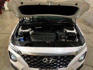 2019 Hyundai Santa Fe TM MY19 Highlander White 8 Speed Sports Automatic Wagon