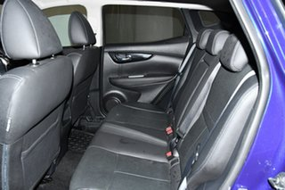 2014 Nissan Qashqai J11 TI Blue 1 Speed Constant Variable Wagon