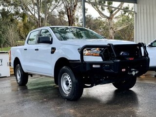 2018 Ford Ranger PX MkIII 2019.00MY XL White 6 Speed Sports Automatic Utility.