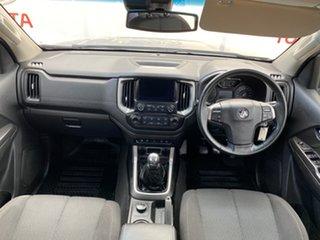 2016 Holden Colorado RG MY16 LTZ (4x4) 6 Speed Manual Crew Cab Pickup