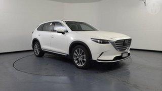 2019 Mazda CX-9 MY19 Azami (AWD) White 6 Speed Automatic Wagon.