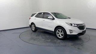 2018 Holden Equinox EQ MY18 LT (FWD) White 6 Speed Automatic Wagon