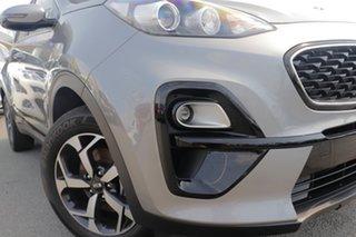 2019 Kia Sportage QL MY20 S 2WD Steel Grey 6 Speed Sports Automatic Wagon.