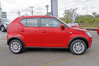 2021 Suzuki Ignis MF Series II GL Red 5 Speed Manual Hatchback