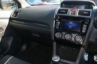 2018 Subaru WRX MY19 (AWD) White 6 Speed Manual Sedan