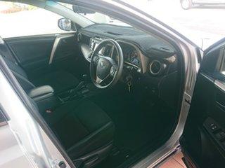 2014 Toyota RAV4 ASA44R MY14 Upgrade GX (4x4) Silver Pearl 6 Speed Automatic Wagon