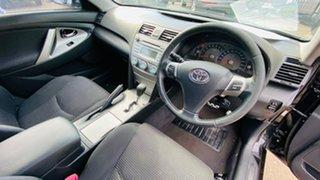 2007 Toyota Camry ACV40R Sportivo Black 5 Speed Automatic Sedan