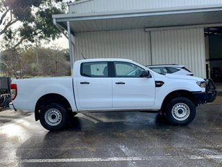 2018 Ford Ranger PX MkIII 2019.00MY XL White 6 Speed Sports Automatic Utility