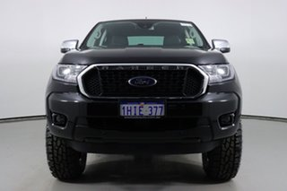 2021 Ford Ranger PX MkIII MY21.25 XLT 3.2 (4x4) Black 6 Speed Automatic Double Cab Pick Up.