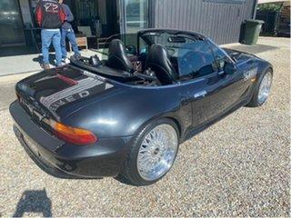 1997 BMW Z3 2.8 Black 5 Speed Manual Roadster.
