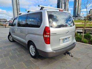 2010 Hyundai iMAX TQ-W Silver 4 Speed Automatic Wagon.