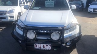 2014 Isuzu D-MAX MY14 SX Space Cab White 5 Speed Sports Automatic Cab Chassis.