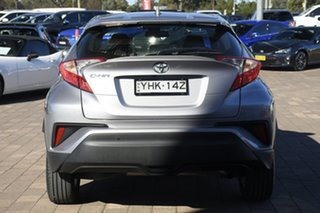 2017 Toyota C-HR NGX10R S-CVT 2WD Silver 7 Speed Constant Variable SUV