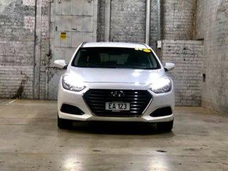 2015 Hyundai i40 VF4 Series II Active Tourer D-CT White 7 Speed Sports Automatic Dual Clutch Wagon.