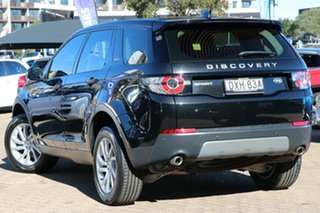 2017 Land Rover Discovery Series 5 L462 MY18 S Black 8 Speed Sports Automatic Wagon.