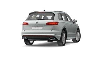 2021 Volkswagen Touareg CR MY21 170TDI Tiptronic 4MOTION White 8 Speed Sports Automatic Wagon