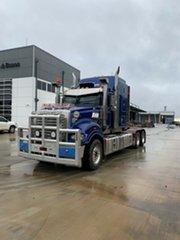 2016 Mack Superliner Superliner Truck Blue Prime Mover.