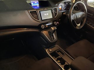 2016 Honda CR-V RM Series II MY17 VTi-S Grey 5 Speed Sports Automatic Wagon