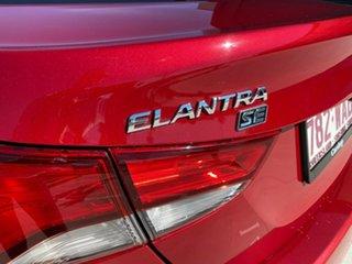 2015 Hyundai Elantra MD3 SE Red 6 Speed Sports Automatic Sedan