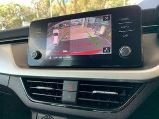 2021 Skoda Scala NW MY21 110TSI DSG Red 7 Speed Sports Automatic Dual Clutch Hatchback