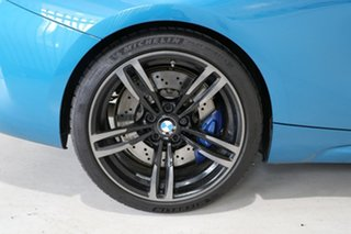2016 BMW M2 F87 D-CT Blue 7 Speed Sports Automatic Dual Clutch Coupe