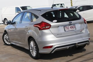2016 Ford Focus LZ Sport Silver 6 Speed Automatic Hatchback.