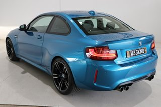 2016 BMW M2 F87 D-CT Blue 7 Speed Sports Automatic Dual Clutch Coupe.