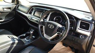 2014 Toyota Kluger GSU55R GXL (4x4) Grey 6 Speed Automatic Wagon