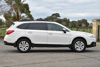 2016 Subaru Outback B6A MY16 2.0D CVT AWD White 7 Speed Constant Variable Wagon