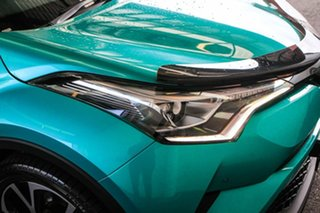 2018 Toyota C-HR NGX10R Update Koba (2WD) Electric Teal Continuous Variable Wagon