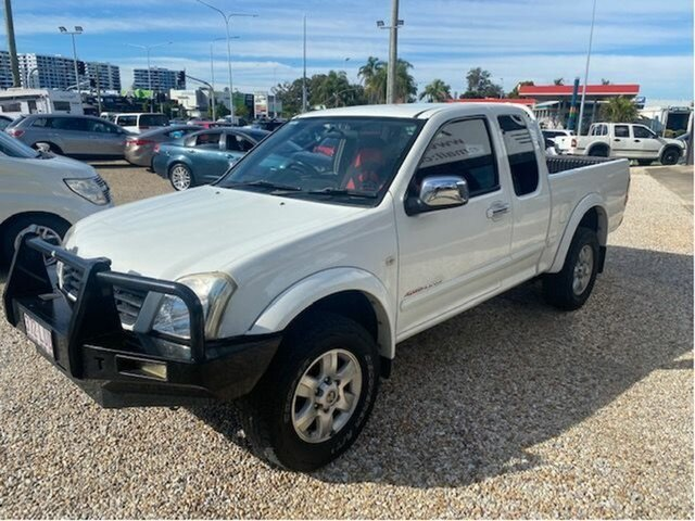 Used Holden Rodeo RA LT (4x4) Arundel, 2005 Holden Rodeo RA LT (4x4) White 5 Speed Manual Space Cab Pickup