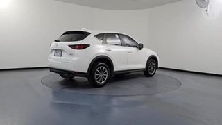 2018 Mazda CX-5 MY17.5 (KF Series 2) Maxx (4x2) Snowflake White 6 Speed Automatic Wagon