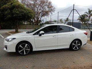 2018 Subaru Impreza G5 MY19 2.0i-S CVT AWD White 7 Speed Constant Variable Sedan