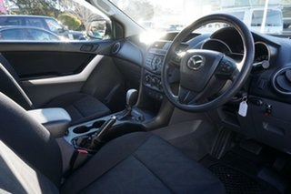 2015 Mazda BT-50 UP0YF1 XT Freestyle White 6 Speed Sports Automatic Cab Chassis
