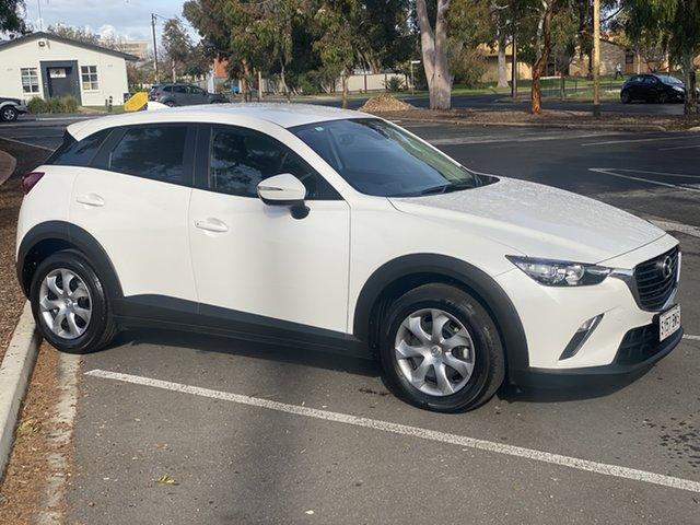Used Mazda CX-3 DK2W7A Neo SKYACTIV-Drive Nailsworth, 2018 Mazda CX-3 DK2W7A Neo SKYACTIV-Drive White 6 Speed Sports Automatic Wagon