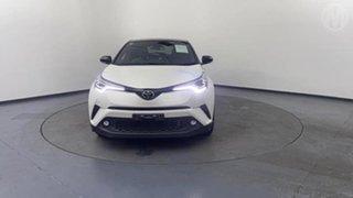 2019 Toyota C-HR NGX50R Koba S-CVT AWD White 7 Speed Constant Variable Wagon.