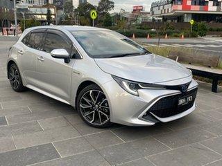 2020 Toyota Corolla ZWE211R ZR E-CVT Hybrid Silver 10 Speed Constant Variable Hatchback Hybrid