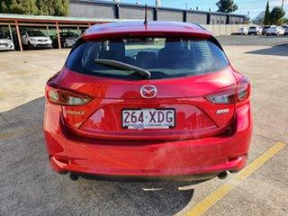 2016 Mazda 3 BN5478 Neo SKYACTIV-Drive Red 6 Speed Sports Automatic Hatchback