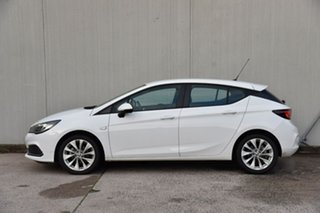 2018 Holden Astra BK MY18.5 R+ White 6 Speed Sports Automatic Hatchback