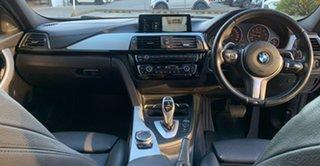 2016 BMW 3 Series F30 LCI 340i M Sport Black Sapphire 8 Speed Sports Automatic Sedan