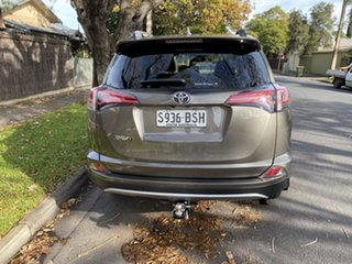 2018 Toyota RAV4 ZSA42R GXL 2WD Bronze 7 Speed Constant Variable Wagon