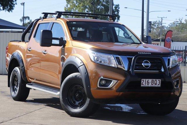 Used Nissan Navara D23 S3 ST Bundamba, 2019 Nissan Navara D23 S3 ST Hornet Gold 7 Speed Sports Automatic Utility